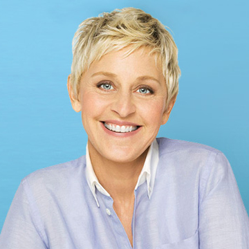 Ellen De Generes talks about how easy TM is